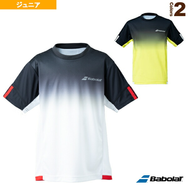 CLUB SHORT SLEEVE SHIRT JR/半袖ゲームシャツ/ジュニア(BJG1340C)