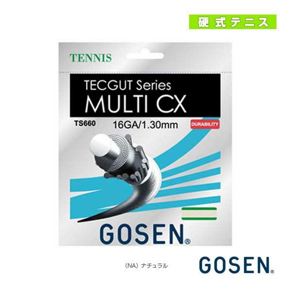テックガット マルチ CX 16/TECGUT  MULTI CX 16(TS660)