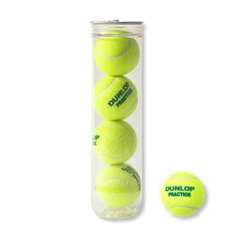 PRACTICE 4球入(ダンロッププラクティス)『缶単位(1缶/4球)』