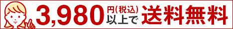 3980円(税込)以上のお買い上げで送料無料!沖縄・離島・一部地域は9800円(税込)以上