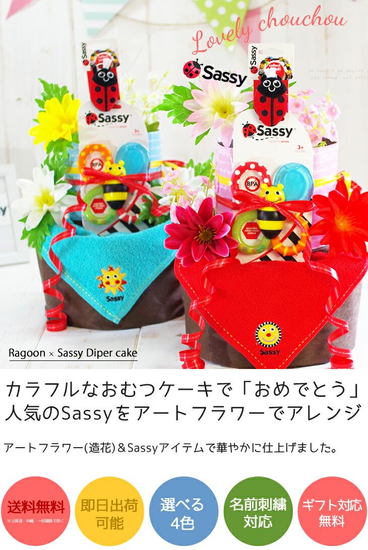 Sassy おつむケーキ 5600円