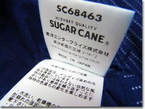 SUGAR CANE シュガーケーン Tシャツ