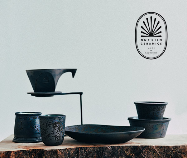 ONE KILN CERAMICS 城戸雄介