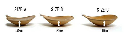 正規品パテッドヌーブラのパットの画像(ABCカップ)