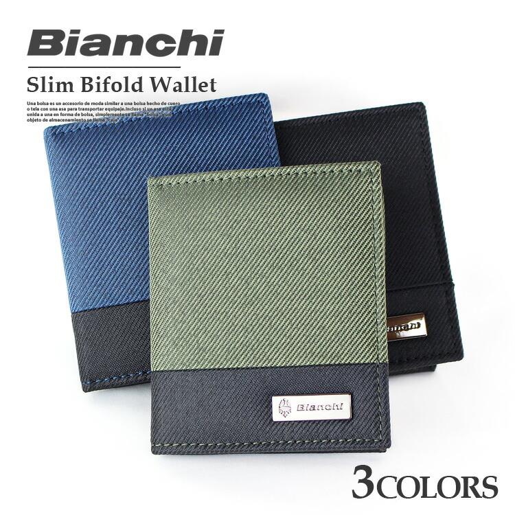 Bianchi/ビアンキ PICCOLO BID 二つ折り財布