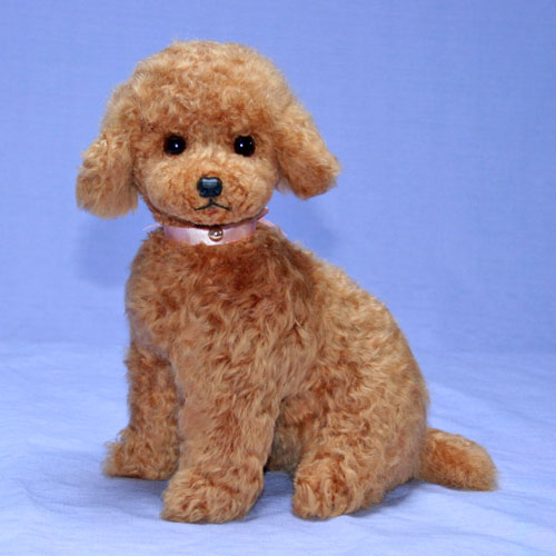 Ranran Poodle Plush Toy Poodle And Dog Choose From 6 Colors