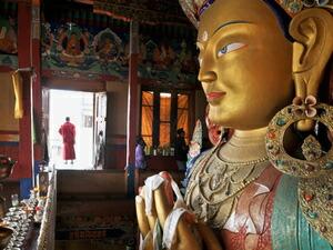 チベット密教僧侶たち