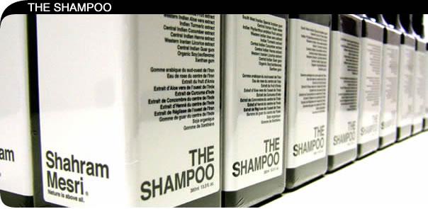 Shahram Mesri 「THE SHAMPOO(ザ シャンプー)」