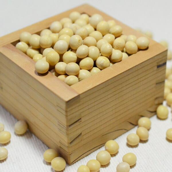 北海道産ユキホマレ大豆