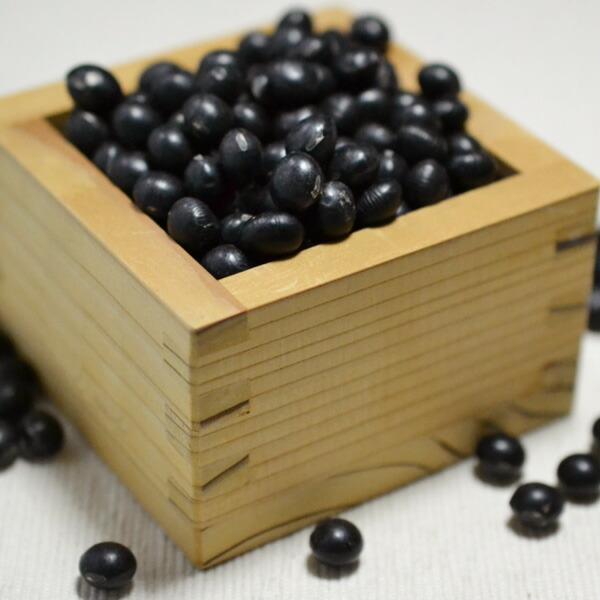 北海道産光黒大豆