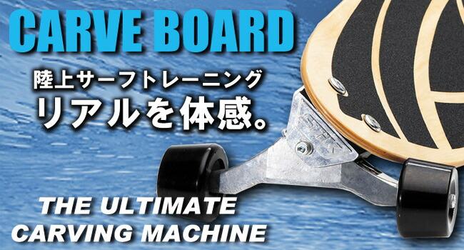 カーブボード サーフィン 練習用