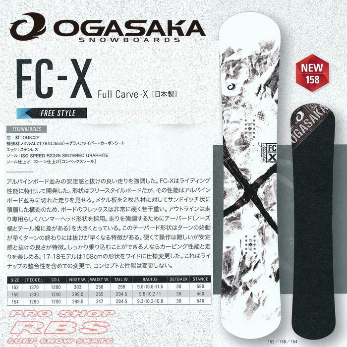 OGASAKA FCX