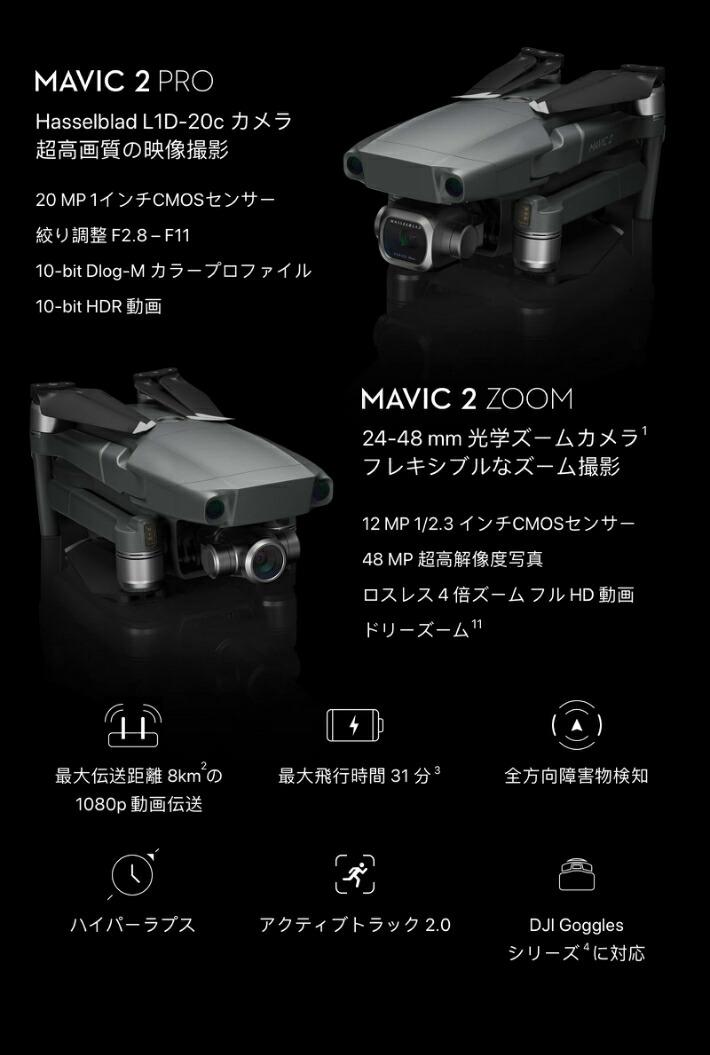 mavic2 pro ファームウェア