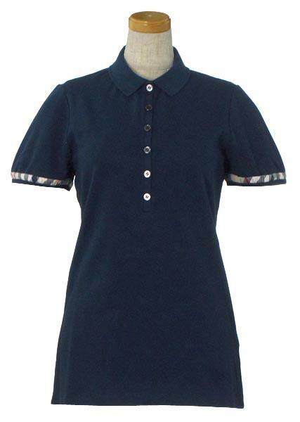 644b6a4cd rikomendo: Burberry BURBERRY women's polo shirt 31 3791325 POLO ...