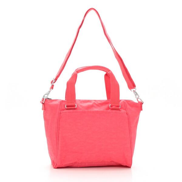 304e11f042 rikomendo  Kipling kipling handbag K15371 AMIEL PINK CORAL SALMON ...