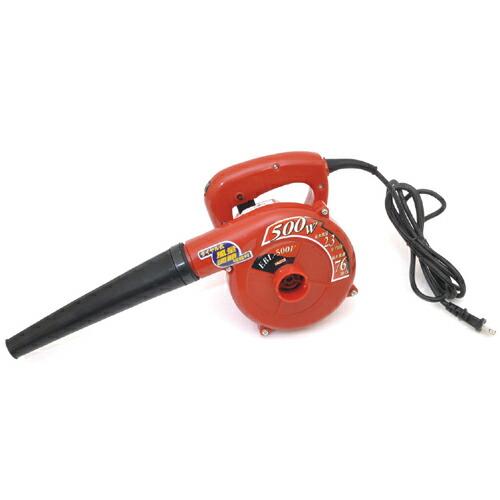 E−Value・ハンディブロワー・EBL-500V・電動工具・DIY用電動工具・清掃・DIYツールの画像