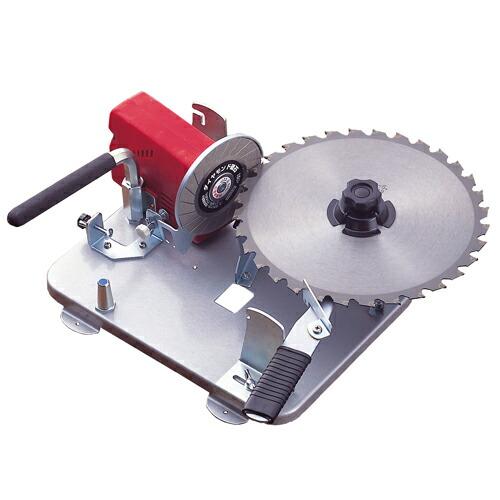 ニシガキ・カンタン刃とぎ・N-840・園芸機器・刈払機・刃研ぎ・DIYツールの画像