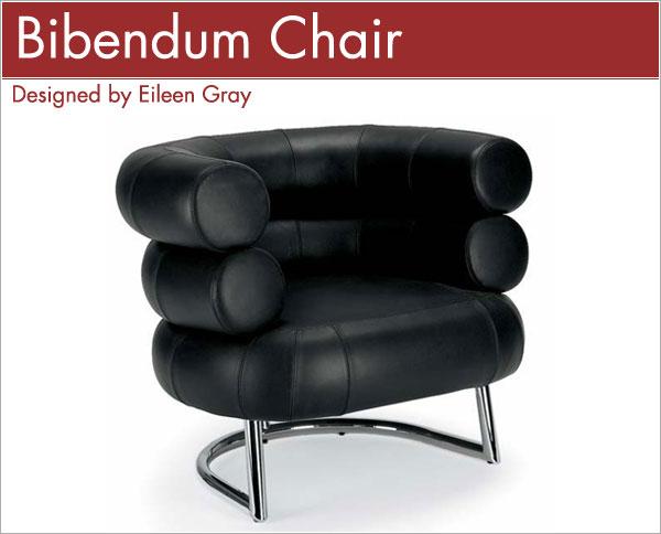 ビベンダムチェア Eileen Gray Bibendum Chair アイリーン・グレイ