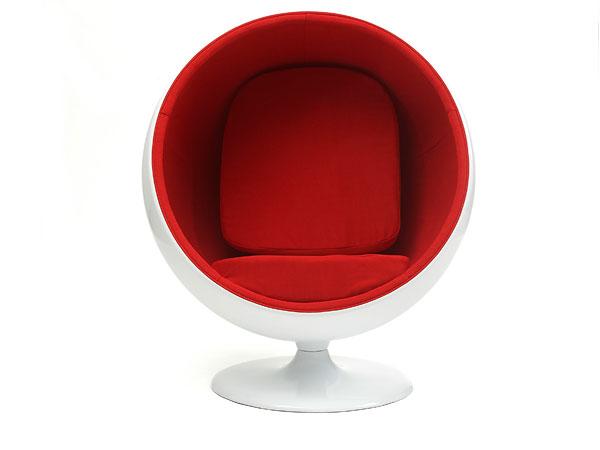 楽天市場 エーロ アールニオ ボールチェア eero aarnio ball chair リ