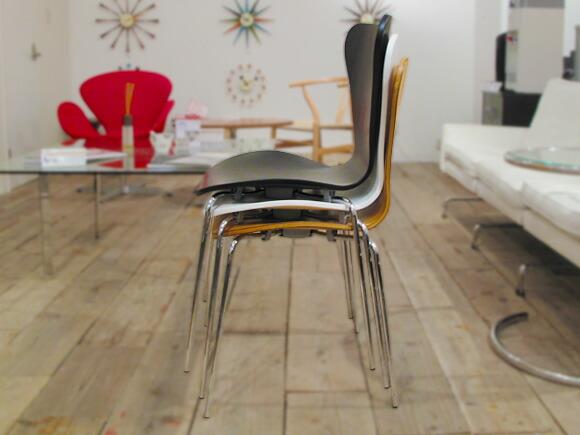 セブンチェア アルネ ヤコブセン Arne Jacobsen SEVEN CHAIR