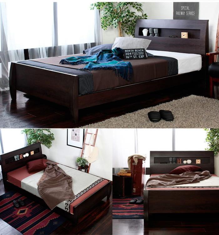 ベッド下スペース