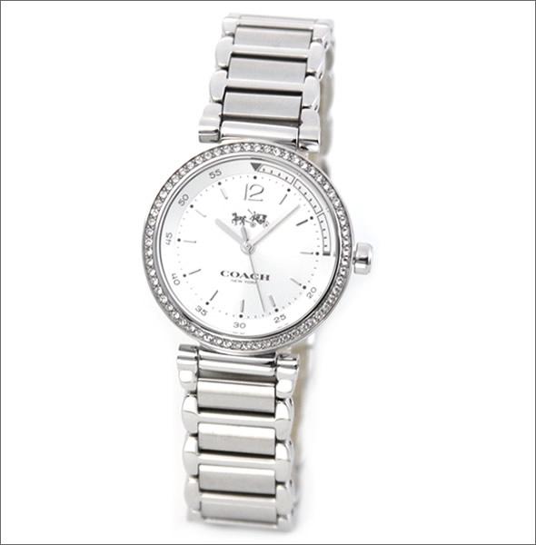 コーチ 14502194 煌びやかなラインストーン、 レディス腕時計