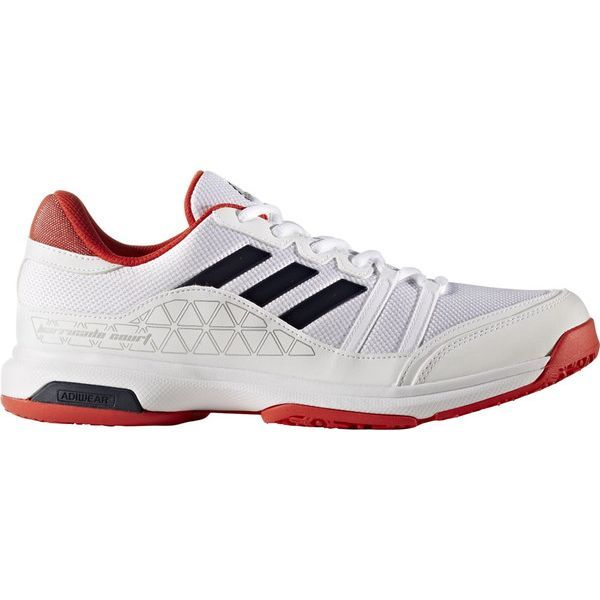 Adidas Barricade court OC (for the Omni clay court) CG3098 running white X college navy X core red size 28