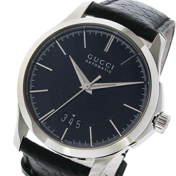 3838263ca112 グッチ GUCCI Gタイムレス G-TIMELESS 自動巻き メンズ ウォッチ 時計 ブラック 世界的に有名なイタリアのファッションブランド GUCCI(グッチ)。