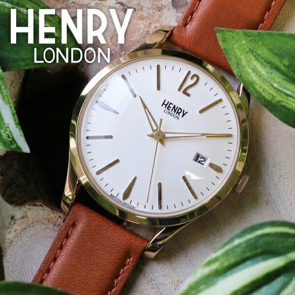 f86bd81c11b315 ヘンリーロンドン HENRY LONDON ウェストミンスター Westminster 39mm クオーツ ユニセックス レディース メンズ 腕時計  ウォッチ インスタグラム 人気 SNS 話題 ...