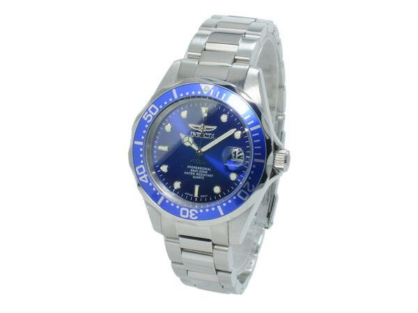Rikomendofuasshonkan rakuten global market invicta invicta pro diver quartz mens watch 9204 for Celebrity quartz watch