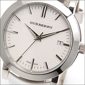 【BURBERRY】バーバリー メンズ 腕時計 Heritage(ヘリテージ)メンズ・レザーストラップウオッチ BU1380