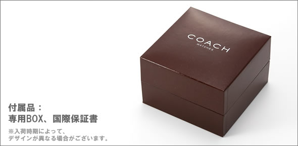 【COACH】コーチ レディス 腕時計 Studio(ステューディオ) シグネチャーダイヤル・レディス・ブレスウオッチ 14501114