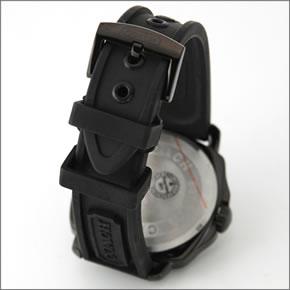 【COACH】コーチ メンズ 腕時計 Tyler (タイラー) オールブラック ラバーストラップ・ウオッチ 14600993