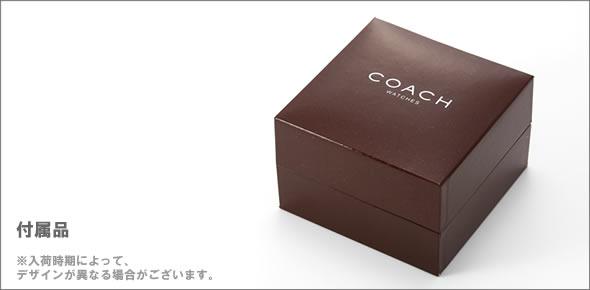 【COACH】コーチ レディス 腕時計 Studio(ステューディオ) シグネチャーブレス/4Pダイヤ 14501315