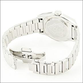 【GUCCI】グッチ レディス 腕時計 【新作】PANTHEON (パンテオン)コレクション YA115 SSブレス ボーイズ YA115417