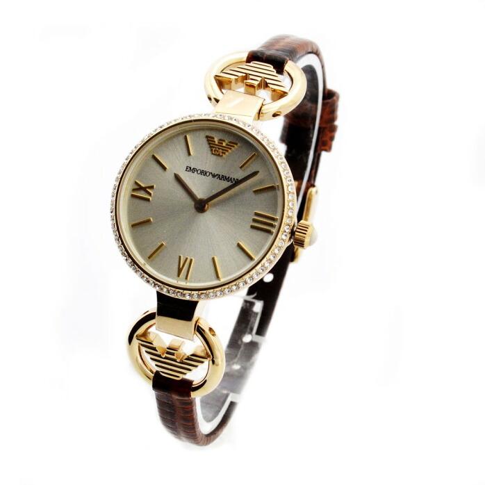 エンポリオ・アルマーニ EMPORIO ARMANI AR1885 レディース 腕時計