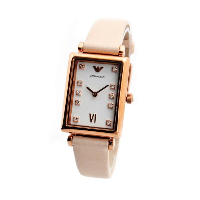 エンポリオ・アルマーニ EMPORIO ARMANI AR1929 レディース 腕時計