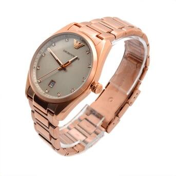 エンポリオ・アルマーニ EMPORIO ARMANI AR6065 Tazio Collection レディース 腕時計