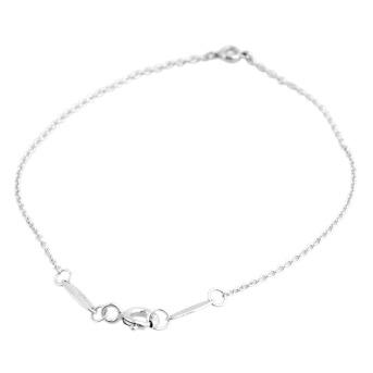 ティファニー TIFFANY&CO 33943415 エルサ・ペレッティ ダイヤモンド バイ ザ ヤード ブレスレット 0.03ct SS