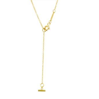 ティファニー TIFFANY&CO 33637179 Tiffany T スマイル ペンダント 18KYG ネックレス