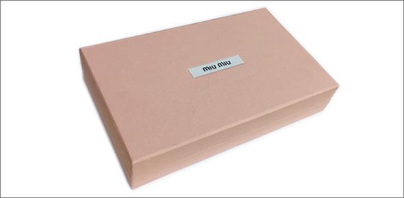 ミュウミュウ  ナッパ バイカーカラー キルティング ラウンドファスナー長財布 5M0506 NAPPA BIKER COLOUR SOLE+AZALEA