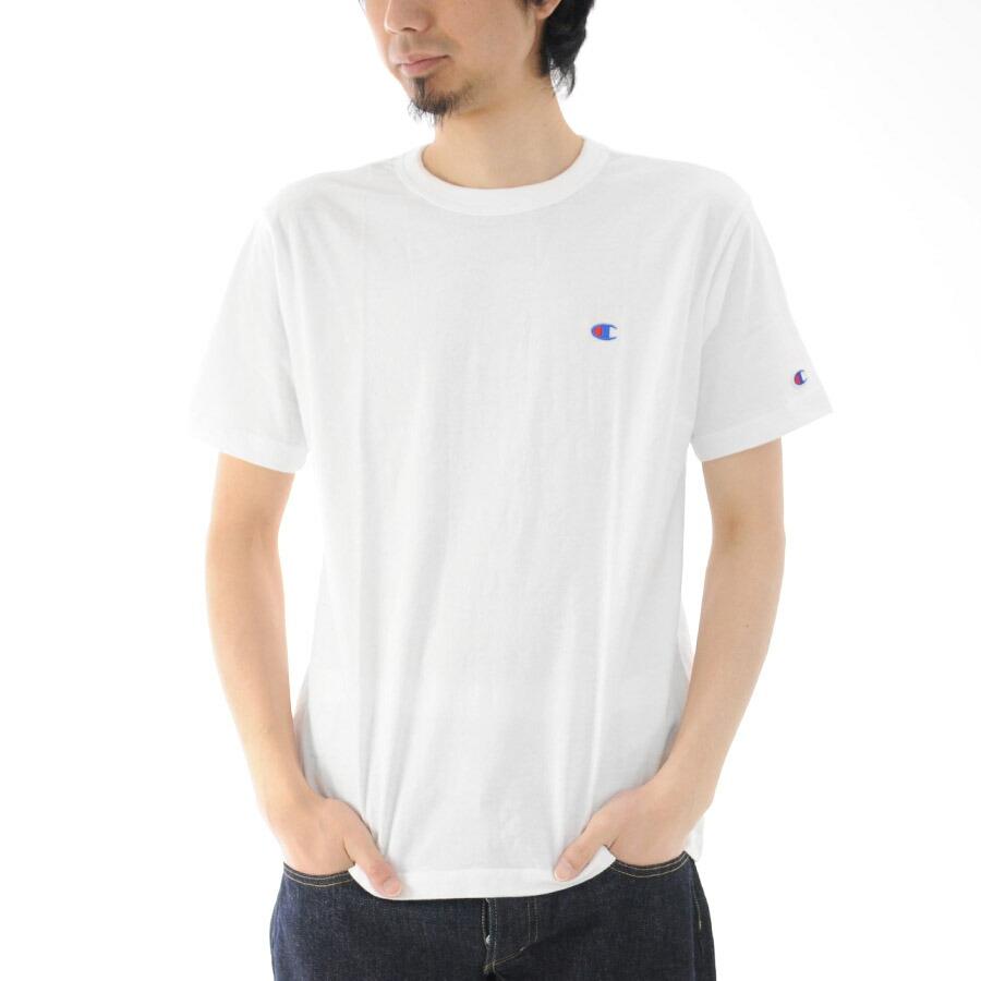 f50f46ba RAIDERS: Champion Champion T-shirt basic C logo C3-P300 short sleeves T- shirt [M service 1/1] Japan plan Japan authorized agent product   Rakuten  Global ...