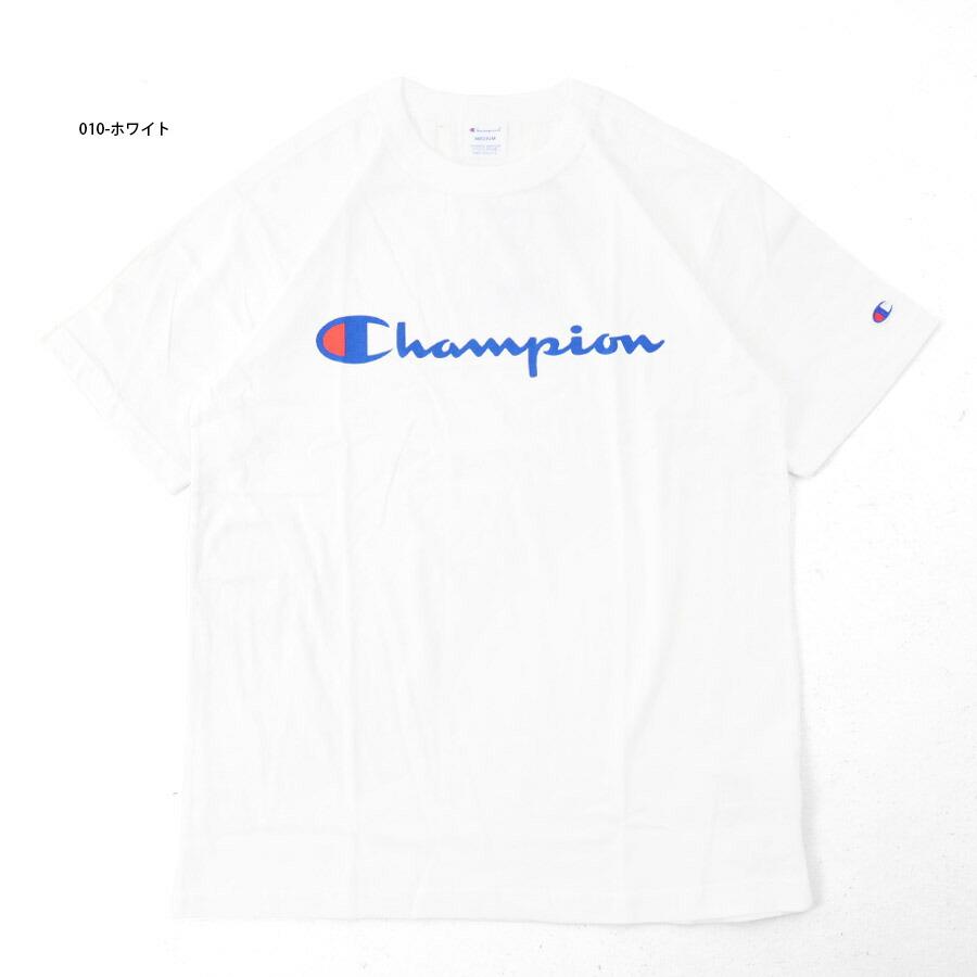 85ecd8dfbdc RAIDERS  Champion Champion Basic T shirt logo C3-H374 short sleeve T ...