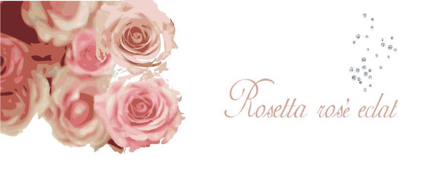 【日本製】オリジナルエレガント家具シリーズ ロゼッタロゼ エクラ Rosetta ros'e  eclat