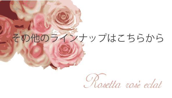 Rosseta ro'se seriesロゼッタロゼエクラシリーズその他のラインナップ