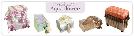 aqua flowers アクアフラワー