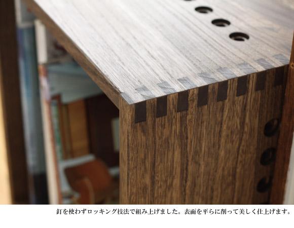 ヴァインシリーズヴァインLBOX裏板付き/Re-L(リエル)収納家具:ユニット・キューブボックス・桐