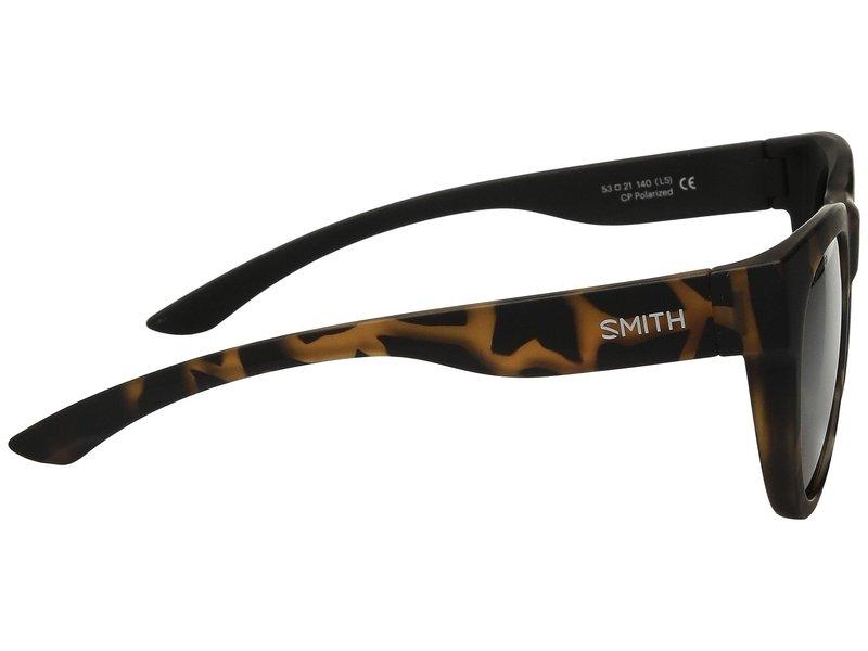 Smith Optics Unisex Crusader Matte Black Dusty Pink