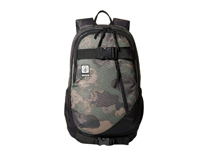 d0a37d107d2a ボルコム メンズ バックパック·リュックサック バッグ Substrate Camouflage 送料無料 サイズ交換無料 ボルコム メンズ バッグ  バックパック·リュックサック ...