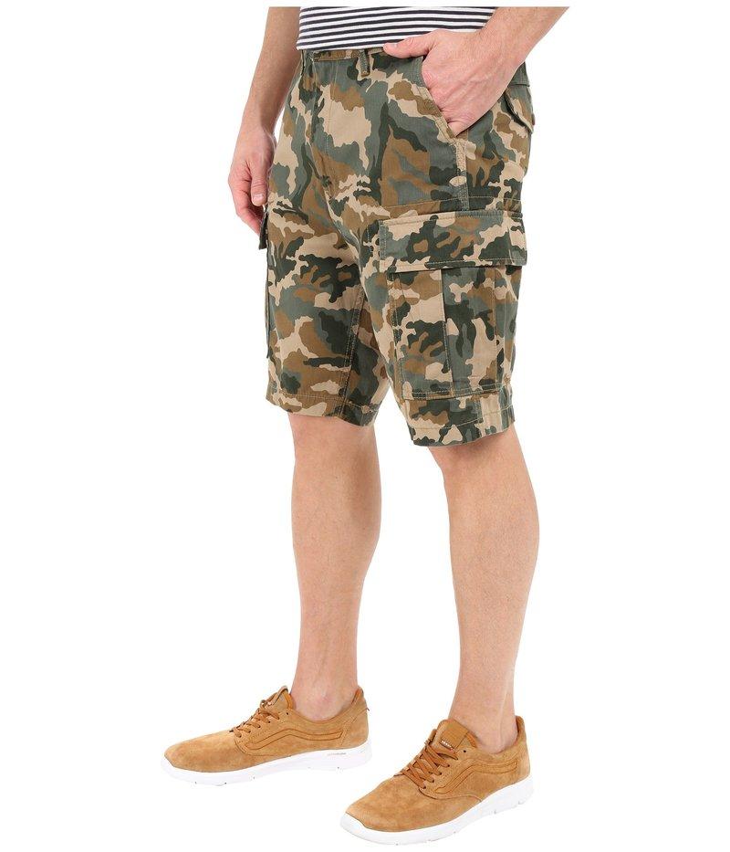 Shorts in Pelle Nero Cargo Pant Cargo Shorts LEATHER Cargo Shorts Pants Black